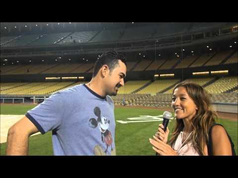 Adrian Gonzalez on Trade To Dodgers, Comfort Zone, Boston Media & NL West