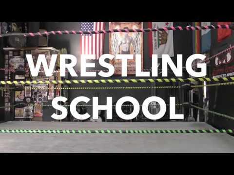 Wrestling School Trailer 2016