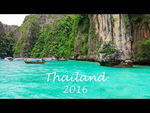 Thailand holiday 2016 Bangkok, Phuket, Koh Samui