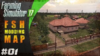 FS 17 Retro farming timelapse! Nagypapa hagyatéka! - FSH Modding Map V6.1 - #01