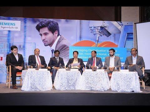 Siemens event Bangalore - Panel discussion