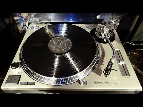 Technics SL-1200MK2 review