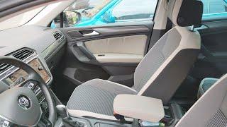 Volkswagen Tiguan: меняем обшивку дверных карт и подлокотника. Как разобрать и поставить?