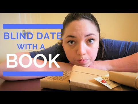 Blind Date With A Book Opening
