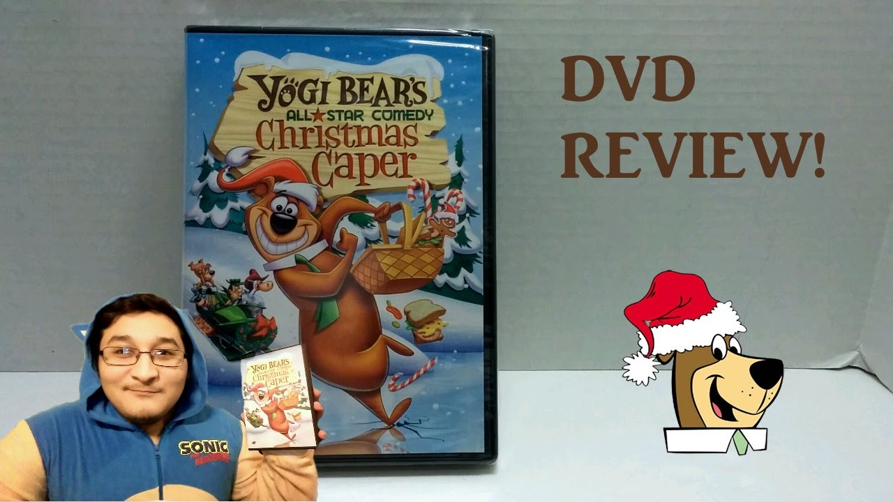Yogi Bears All Star Comedy Christmas Caper.Yogi Bear S All Star Comedy Christmas Caper Dvd Review Jay Toonz