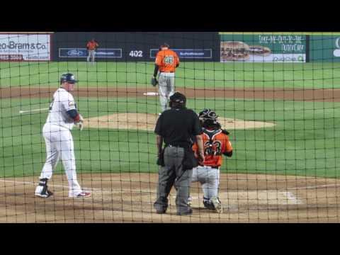 6/12/2017: Henry Hirsch vs. Adam Donachie (2B)
