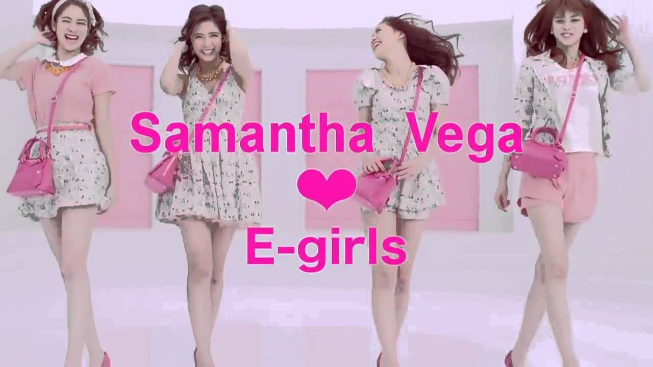 E Girls Samantha Vega Tv Cm Highschool Love E Girlsイジメ問題