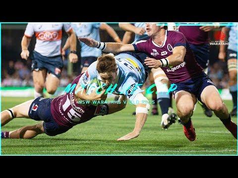 Match Recap: NSW Waratahs v QLD Reds