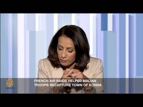 Inside Story - What is France risking in Mali?