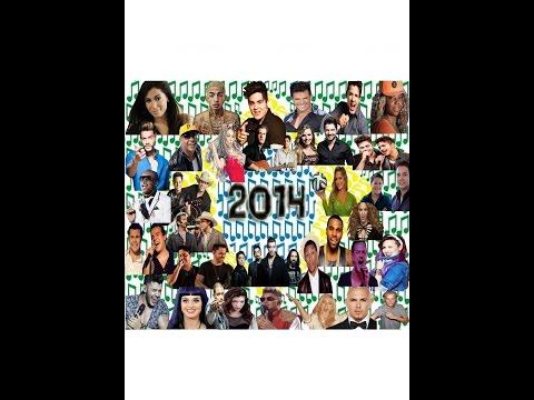 Top Brasil 2014 (Músicas Mais Populares do Ano)