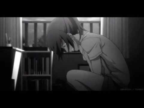 Sad Anime Girl | Sad Song | Gif