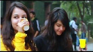 JoyStrings - FreezeMob at LUMS University Pakistan