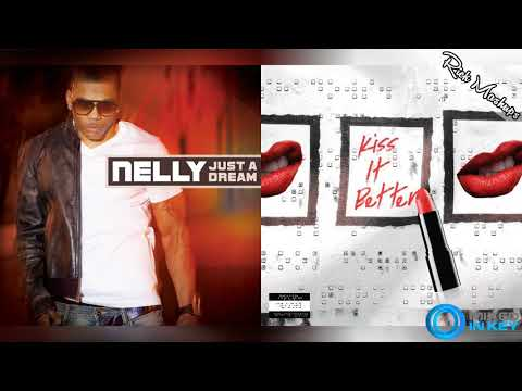 Just A Dream vs Kiss It Better - Nelly & Rihanna (Mashup)