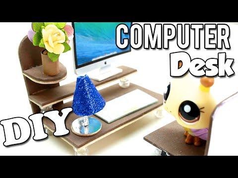 LPS - DIY Computer Desk