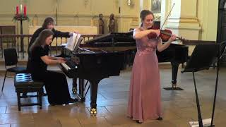 Taster - St Martins in the Fields - Recital 2019
