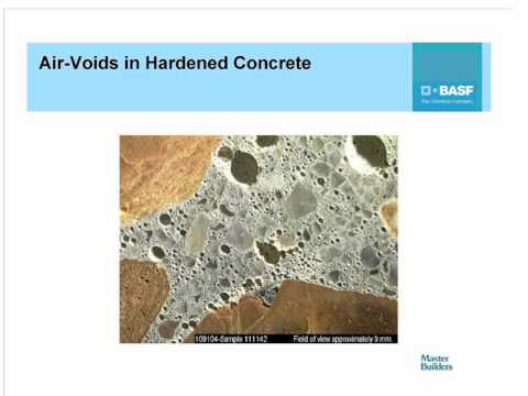 Benefits of Chemical Admixtures in Concrete Construction from the Contractor's Perspective