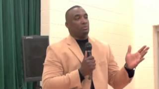 Motivational Speaker Mark Anthony Garrett Speaks For The Community Act Association PART 6