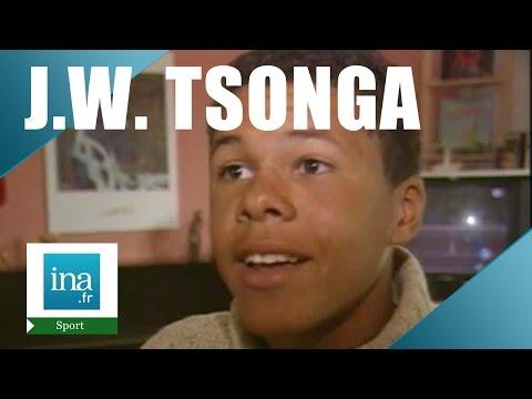 Jo-Wilfried TSONGA, 14 ans et déjà un futur champion |Archive INA