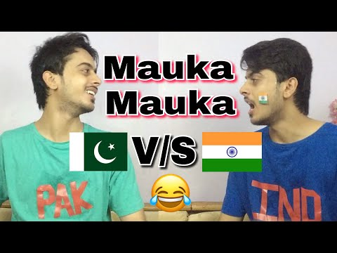 Funny Mauka Mauka Final || India vs Pakistan Champions Trophy 2017 Final Dhamaka || PREM BHATI