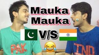 Funny Mauka Mauka Final || India vs Pakistan Champions Trophy 2017 Final Dhamaka || Prem Bhati