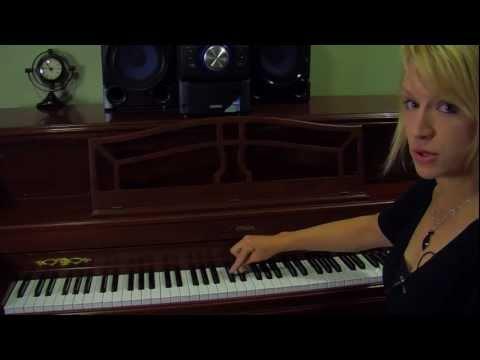 Chapter 1, Part 4: Piano Keys, Sharps/Flats/Naturals
