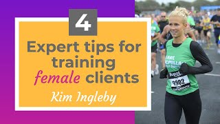 Fit to Succeed Ep. 4: Female focused training with Kim Ingleby