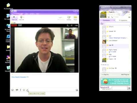 Yahoo Messenger 10 Beta