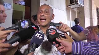 El imputado Gómez se declaró inocente y acusó al fiscal López Ávila
