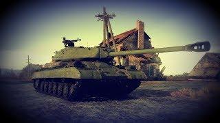 War Thunder ---РБ ---7.7---М103--Maus--ИС-4М--и остольные---