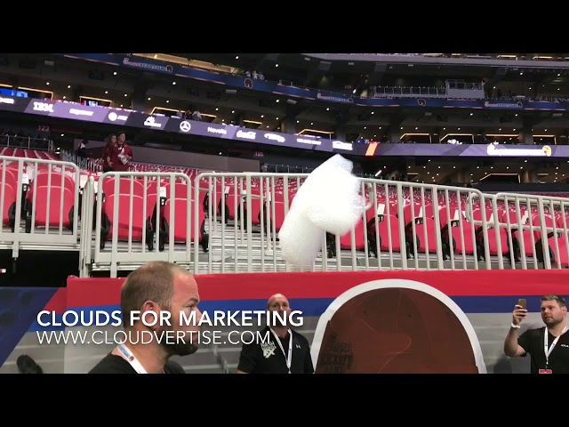Flying Logos Alabama A Football - CLOUDVERTISE®