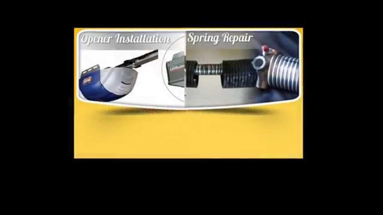919 443 1559 garage door spring repair replacement for Garage door repair cary nc