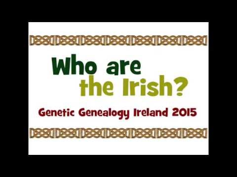 Building a Family Tree with SNPs, STRs, & Named People (Maurice Gleeson)