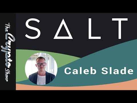 Crypto Lending with SALT