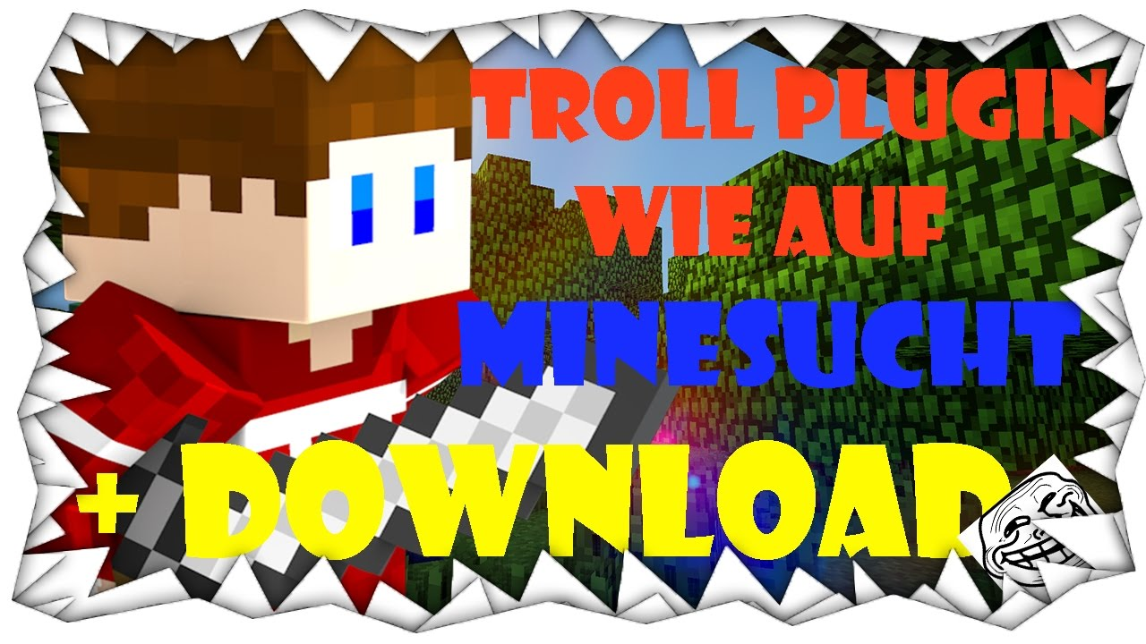 plugin troll для майнкрафт #8