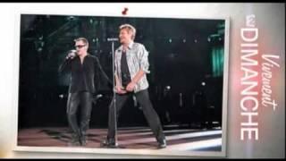 Johnny HALLYDAY - Vivement Dimanche 08.05.2011