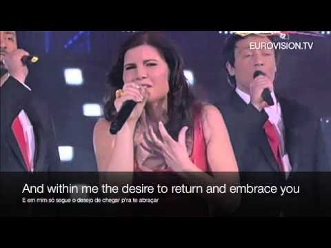 Vida Minha - Lyrics Translation in English Karaoke - Portuguese Eurovision 2012