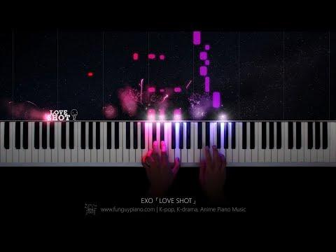 EXO「LOVE SHOT」Piano