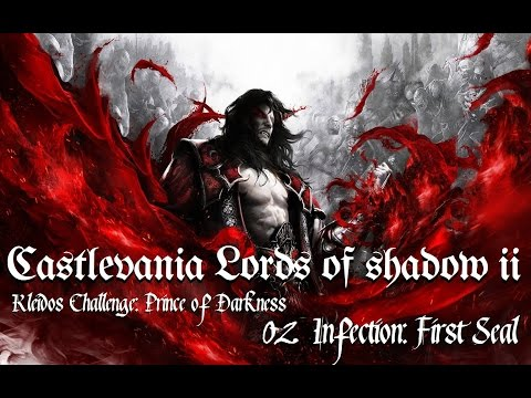 Castlevania: Lords of Shadow 2 | Kleidos challenge 2 - Infection: First seal (Prince of Darkness) |