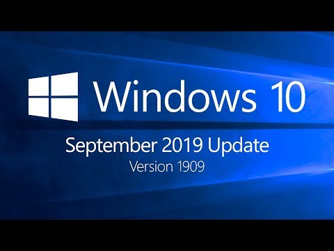 Релиз Windows 10 версии 1909 – MSReview Дайджест #25