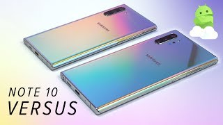 Galaxy Note 10 vs Note 10+: What