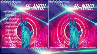 Hi NRG! ✨🗽 x26 Classic 80s Disco Hits Non Stop Mix - Original Artists