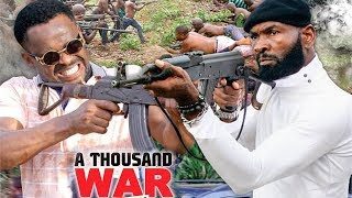 A Thousand War Season 1 - Sylvester Madu|Zubby Micheal 2019 Latest Nigerian Nollywood Movie