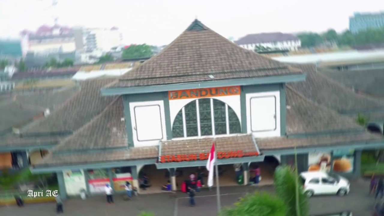 Stasiun bandung dan kantor pusat pt kai persero aerial video dji stasiun bandung dan kantor pusat pt kai persero aerial video dji mavic pro reheart Image collections