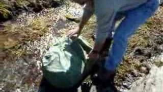 Fly Fishing Gear Bag - Orvis Safe Passage