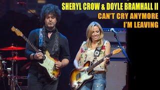 "Sheryl Crow & Doyle Bramhall II - ""Can't Cry Anymore"" & ""I'm Leaving"" (2014)"