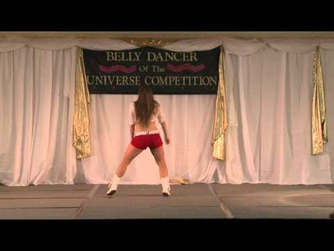 BDUC 2014 Fusion  - Cassandra Fox dancing to That's My Kind of Night
