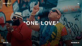 Смотреть клип K2 - One Love Ft Dj Khaled, Snoop Dogg, Rick Ross, Kevinho, Ronaldinho