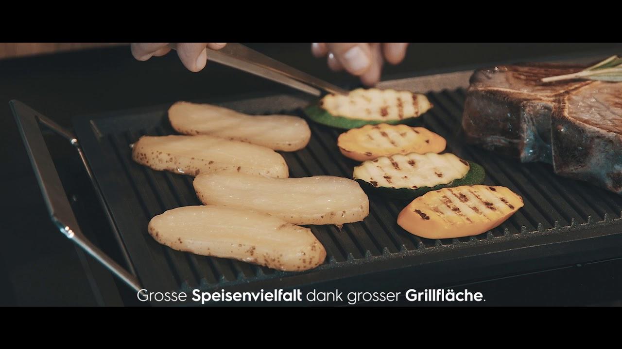 Upgraden Sie Ihre Küche: Plancha Grillplatte - YouTube