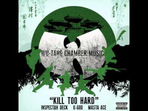 Wu Tang Clan   Kill Too Hard [Chamber Music] (lyrics In Description)