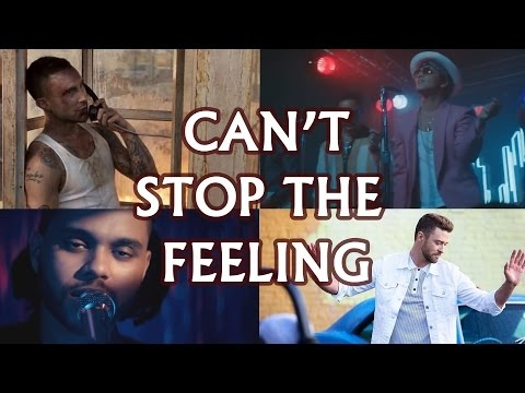Can't Stop The Feeling! Megamix l Best...